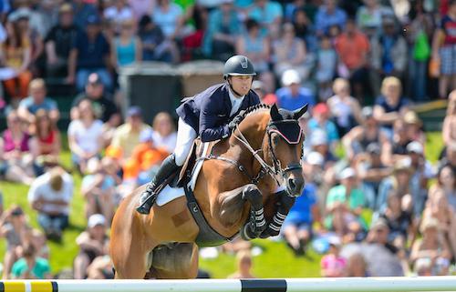 Kent Farrington and Voyeur