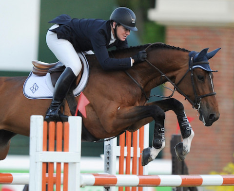 McLain Ward and HH Azur Capture $35,000 RBC Capital Markets Cup at Spruce Meadows