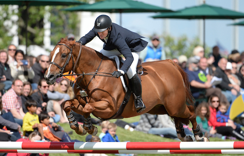 McLain Ward and Rothchild. Photo © Spruce Meadows Media Services