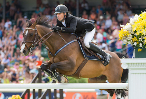 Spooner Wins it All on Final Day of National Tournament CSI5*, Presented by Rolex at Spruce Meadows
