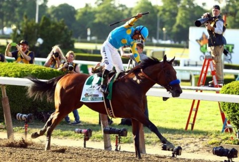 Egyptian owned American Pharoah is the first Triple Crown winner since 1978
