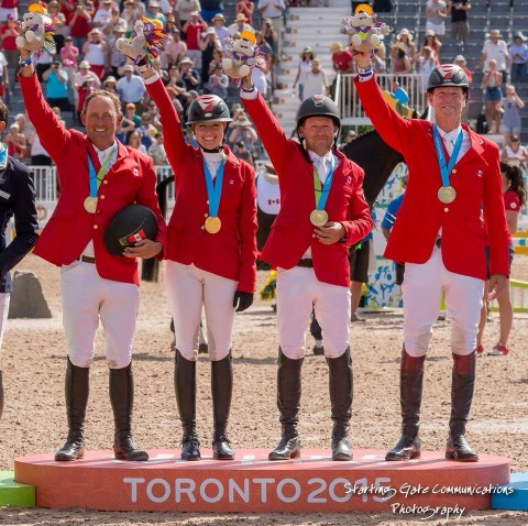 Canada Wins Pan Am Team Gold
