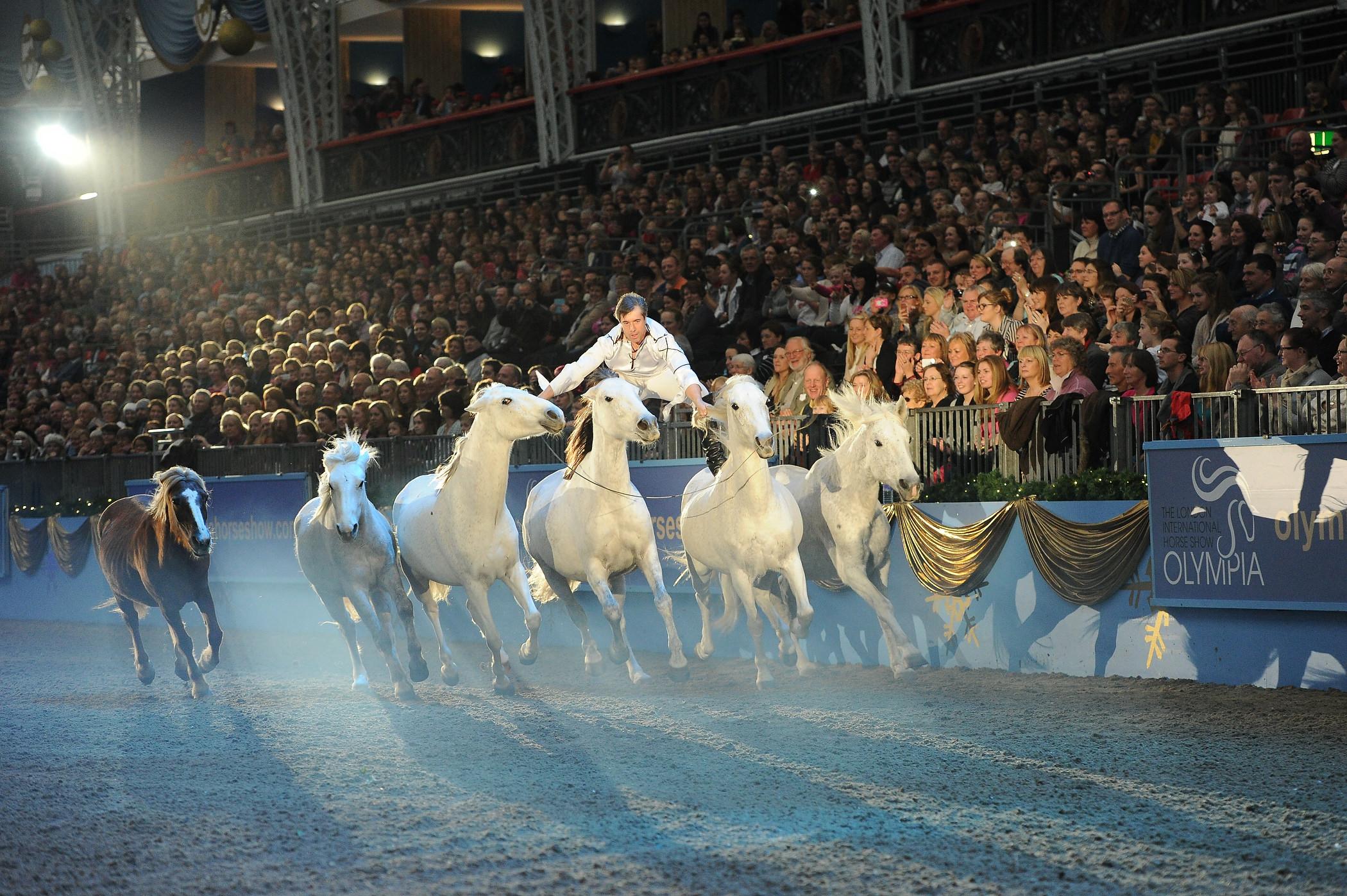 World Famous Horse Whisperer To Headline Olympia