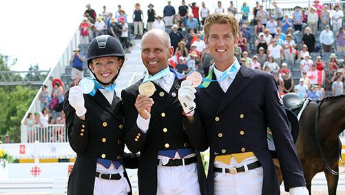 Pan American Individual Dressage