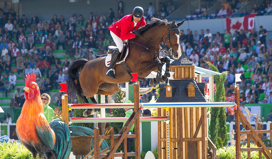 Karim El Zoghby (EGY). Photo © hippofoto-team.com