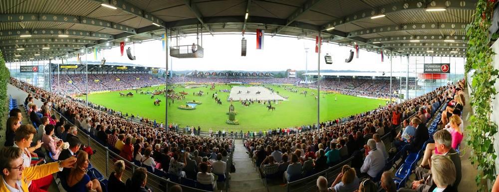 European Championships Aachen