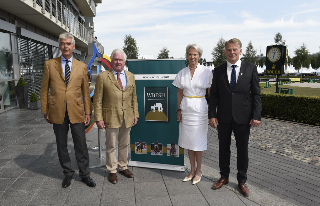 The World Breeding Federation for Sport Horses (WBFSH)