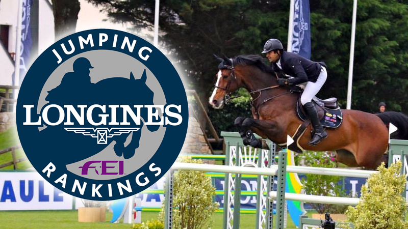 Longines Jumping Rankings – N° 176