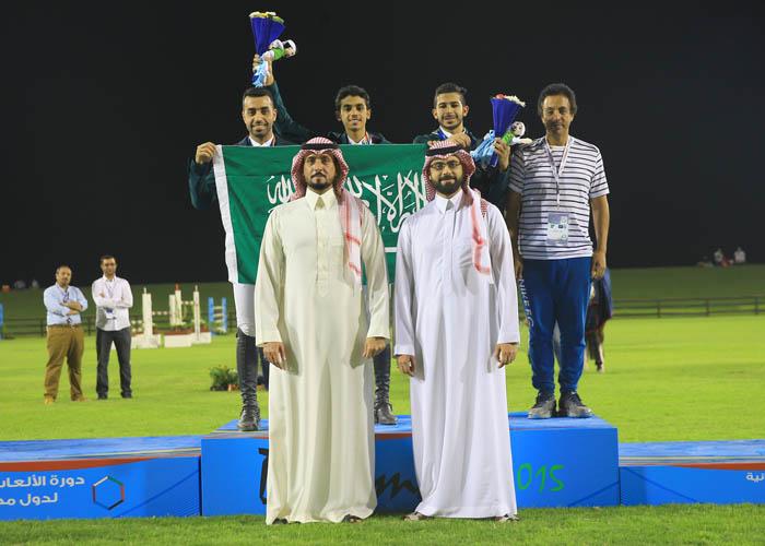 the GCC Games in Dammam