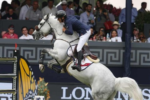 The Riders' List For Next Weekend's LGCT in Antwerp