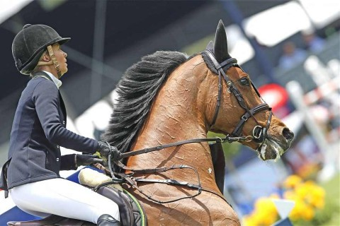 Eight out of the World's Top 10 for LGCT in Antwerp