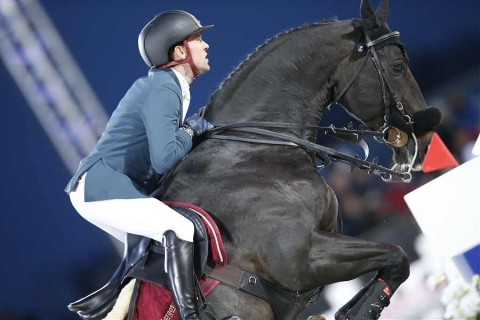 Top Three Riders in the World in Action for Stunning Shanghai Longines Global Champions Tour