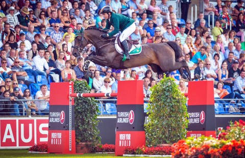 Drama surrounding Nations Cup in Lummen