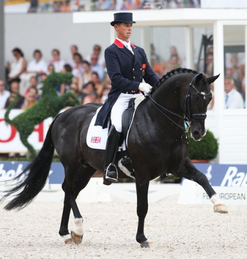 Carl Hester's Uthopia up for sale at auction
