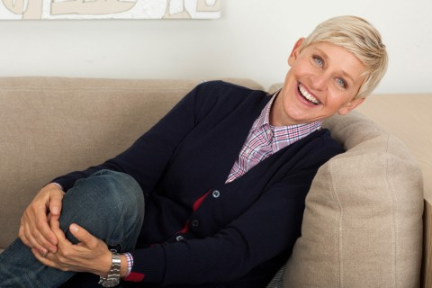 Ellen DeGeneres' secluded Horse Ranch