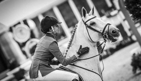 Life, Lesson and Love ; 2015 LGCT Champion of Champions Luciana Diniz