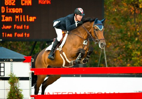 Ian Millar will not make his 11th Olympic milestone