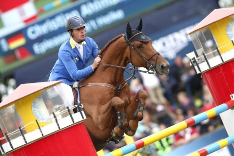 Christian Ahlmann wins GHPC's CSI5* Grand Prix