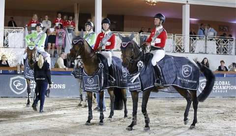 Monaco Aces come up trumps at stunning GCL Cannes