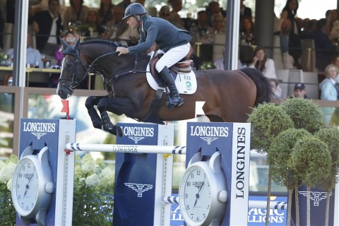 Rolf – Goran Bengtsson & Casall ASK seal the win in LGCT Valkenswaard