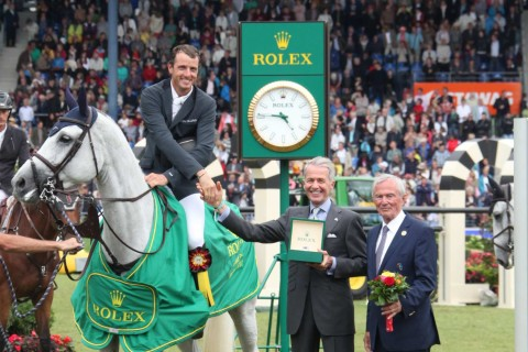 CHIO Aachen – Rolex Grand Prix 2017 – A dream comes true for Gregory Wathelet